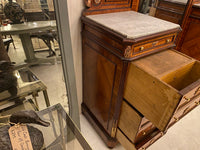 Antique very good quality walk in dressing table