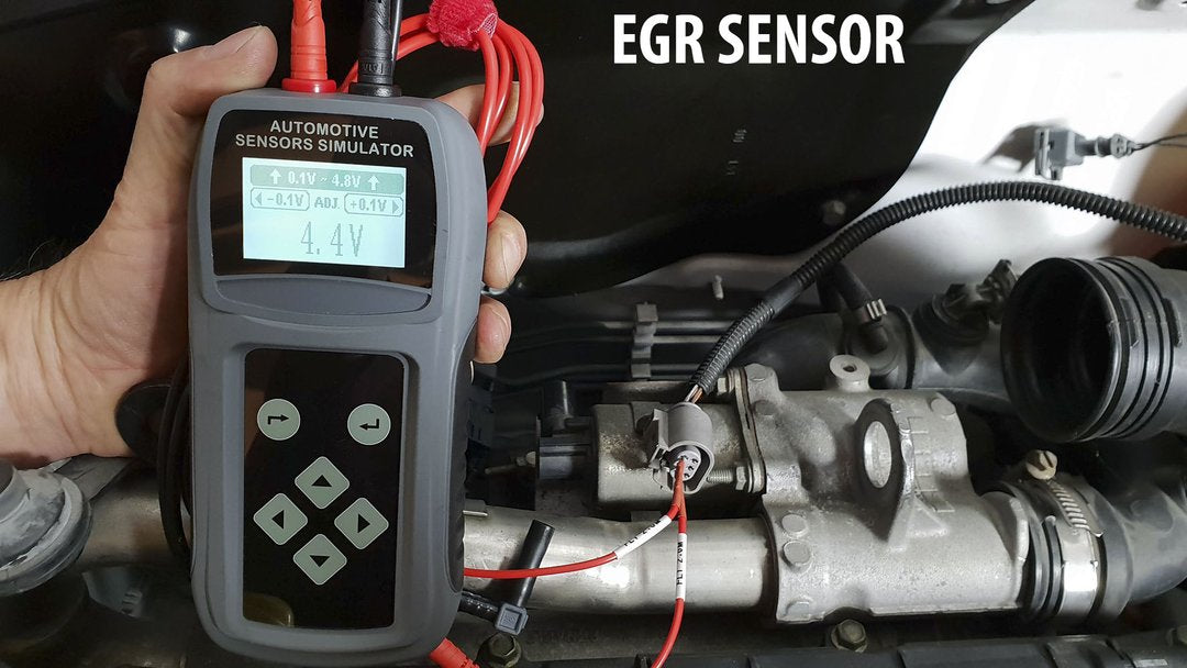 What is the ANSED HU31035 SENSOR SIMULATOR & how do you use it?
