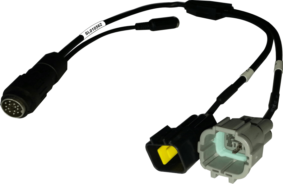 MS562 Benelli/Keeway Scooter 6-Pin Scanner Cable - ANSED Diagnostic Solutions LLC