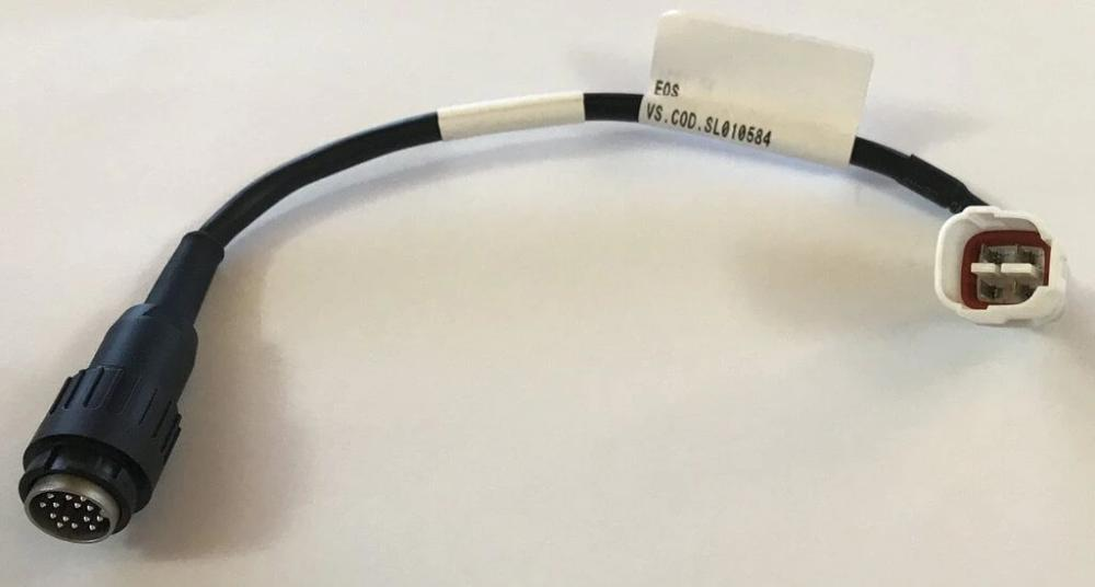 MS584 Yamaha 4-Pin Scanner Cable - ANSED Diagnostic Solutions LLC