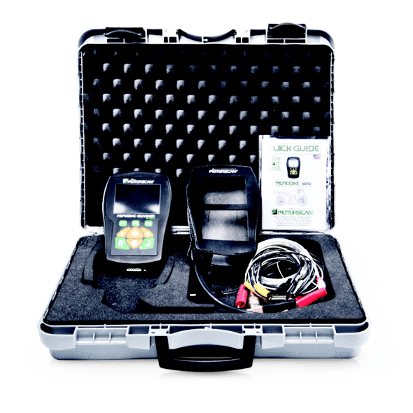 MS6050R17 Motorcycle & Powersports Diagnostic Scan Tool Kit-ANSED Diagnostic Solutions LLC