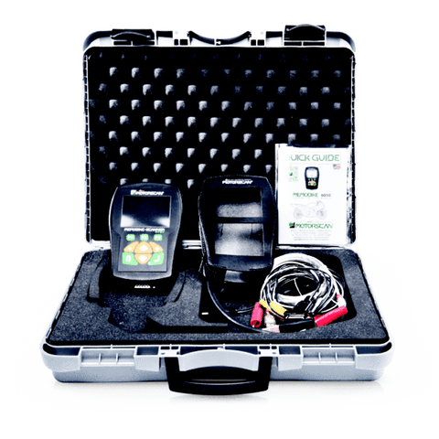 The MOTORSCAN 6050MSR17 Diagnostic Scan Tool Kit, The Ultimate Diagnostic Scan Tool