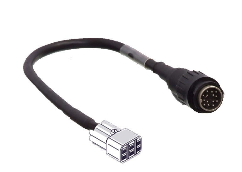 MS595 Betamotor Scanner Cable - ANSED Diagnostic Solutions LLC