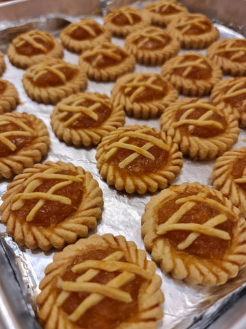 Homemade Pineapple Tart
