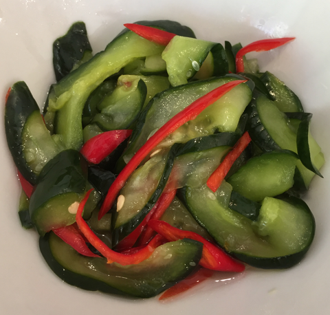 Japanese Cucumber Pickle 100gm