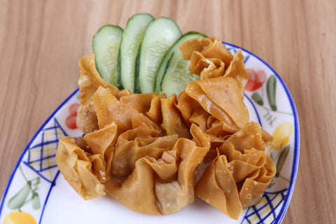 FRIED WANTAN 10PCS