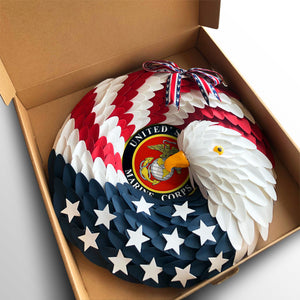 United States Marine Corps Eagle Wreath
