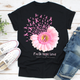 Faith Hope Love Breast Cancer Awareness - T Shirt