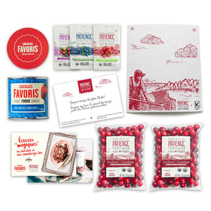 Cranberry & sweets | Holiday Bundle