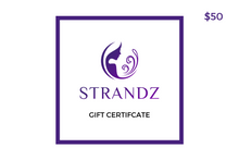 Load image into Gallery viewer, Strandz Unlimited Gift Card