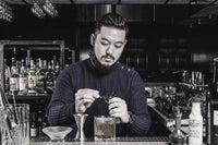 Michael Chen - an award-winning mixologist, considered one of the best in Asia - Founding partner of LAIBA