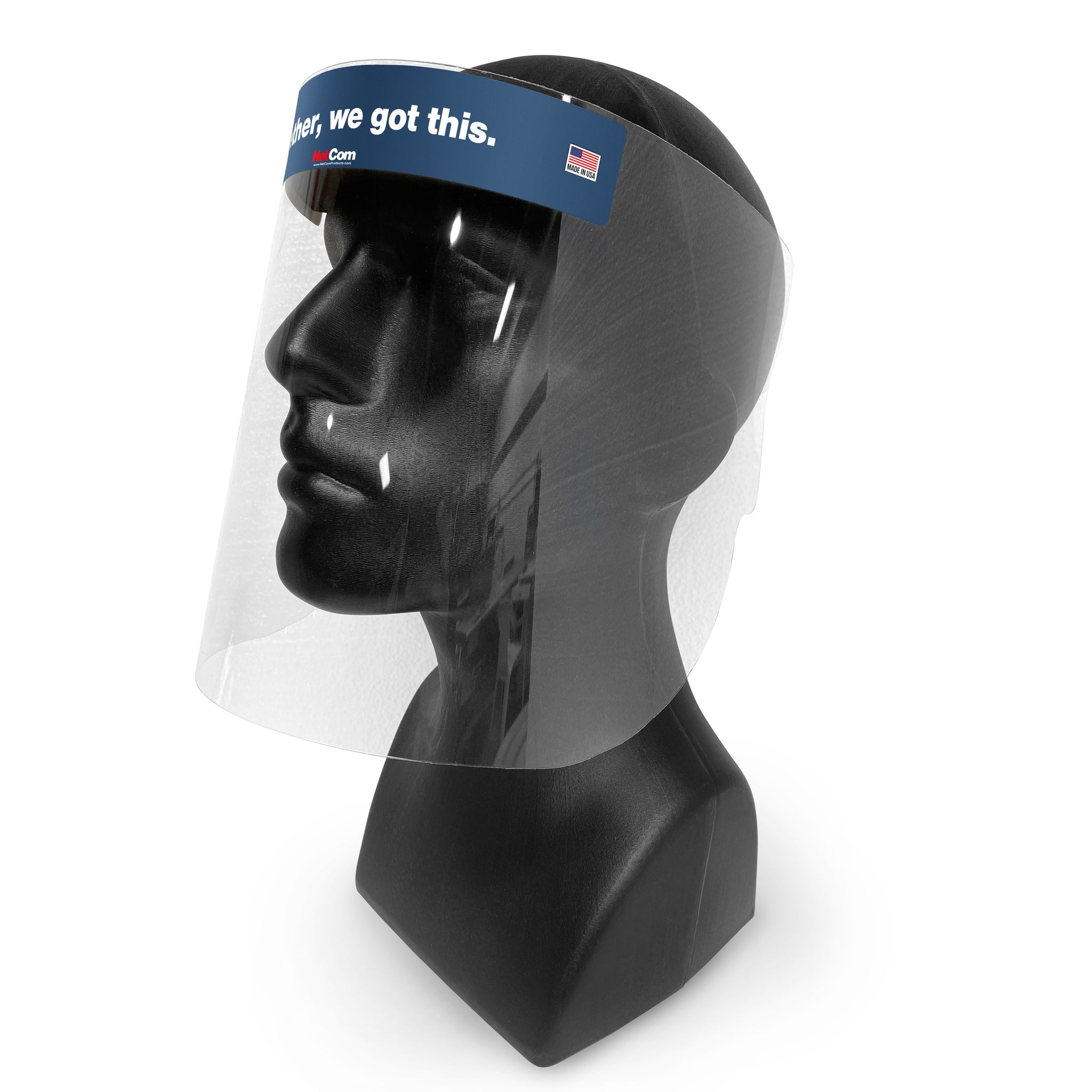 (SINGLE!) Hospital Grade PPE Face Shield