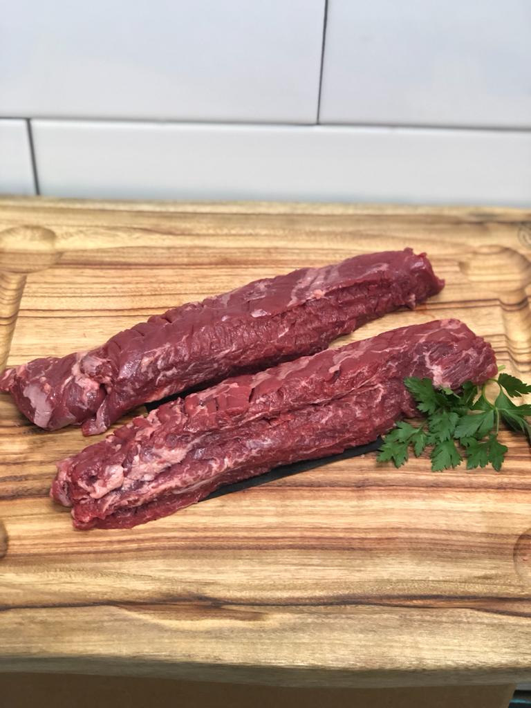 Onglet De Beof - Hangar Steak (min 400g each)