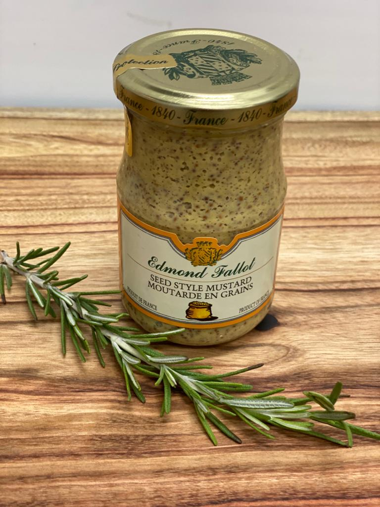 Edmond Fallot Seeded Mustard