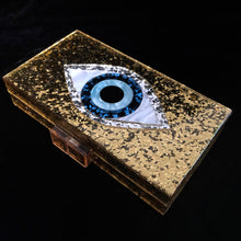 Load image into Gallery viewer, PERSPEX EYE CLUTCH