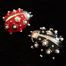 Load image into Gallery viewer, MOD STYLE LADY BIRD BROOCH