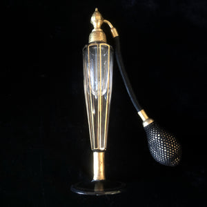 1920s FRENCH PERFUME BOTTLE BY MARCEL FRANCK
