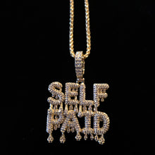 Load image into Gallery viewer, SELF PAID DIAMANTÉ PENDANT