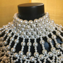 Load image into Gallery viewer, A SPECTACULAR FANTASY PEARL NECKPIECE