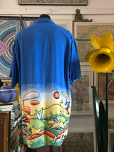 Load image into Gallery viewer, A 90s REG MOMBASSA DESIGN MAMBO LOUD SHIRT