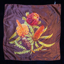 Load image into Gallery viewer, A COLLECTION OF FOUR VINTAGE AUSTRALIAN THEMED SCARVES