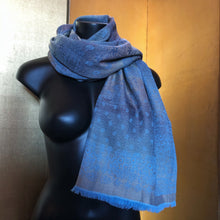 Load image into Gallery viewer, A BEAUTIFUL QUALITY WOOL/SILK SCARF BY SONIA RYKIEL