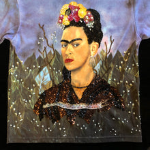 Load image into Gallery viewer, TARMAFIA BEADED FRIDA KAHLO T