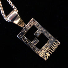 Load image into Gallery viewer, A (TAKE ON FENDI) FAMILY FIRST PENDANT