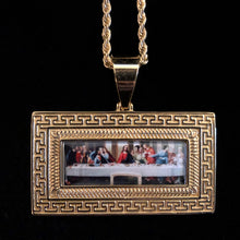 Load image into Gallery viewer, A LAST SUPPER LEONARDO da VINCI PENDANT