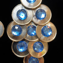 Load image into Gallery viewer, 70s DISCO COIN EARRINGS