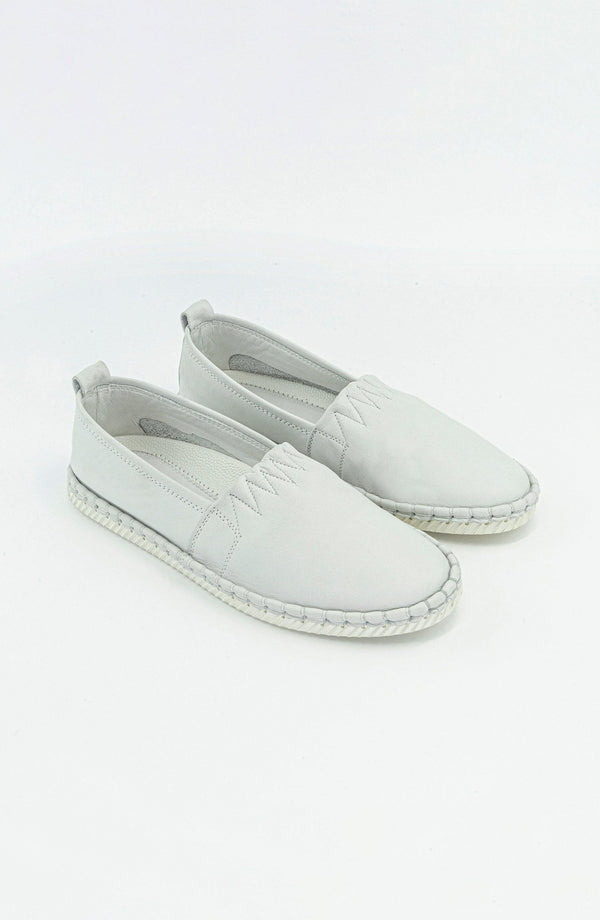 "Apas Nappa ""White"" - Chaaya Shoes® Luxury Worldwide Brand"