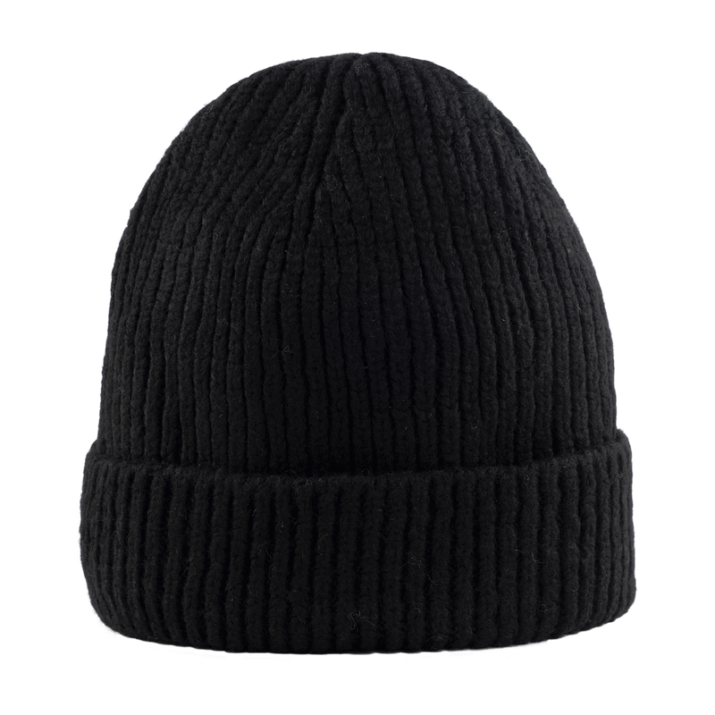 Nika Wooly Hat<br><small>Black</small>