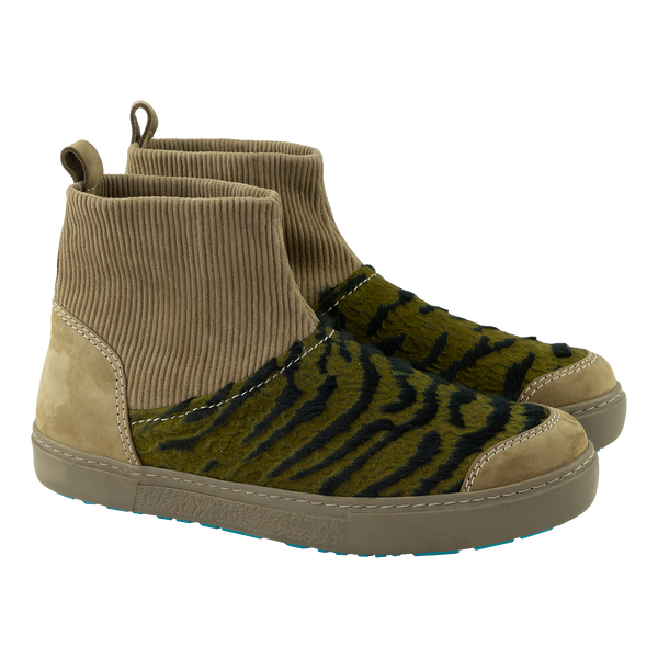 New Chelsea<br><small>Tiger Sheepskin Olive</small>