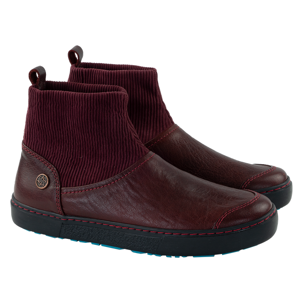 New Chelsea<br><small>Buffalo Suede Bordo</small>