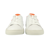 Prana College <br><small>White/Orange</small>