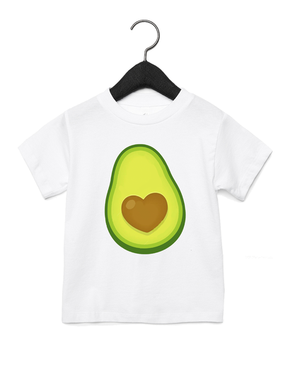 Avocado Pit BFF Tee - Direct Embroidery