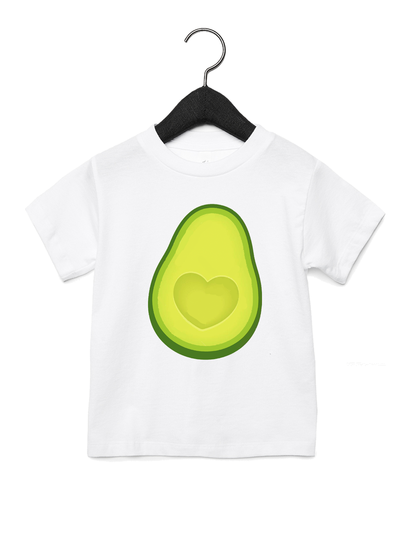 Avocado BFF Tee - Direct Embroidery