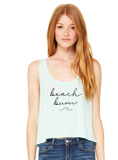 Beach Bum Tank - Direct Embroidery