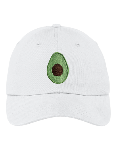 Avocado Hat - Direct Embroidery