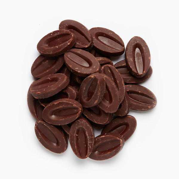 Chocolate beans for cooking (or eating)