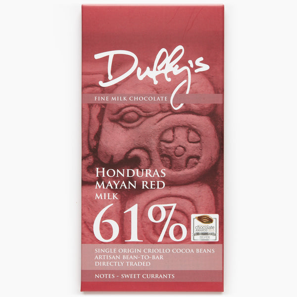 Duffy's Red Star Chocolate bar