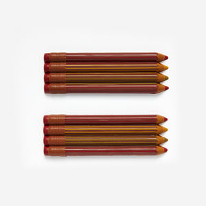 Chocolate pencils