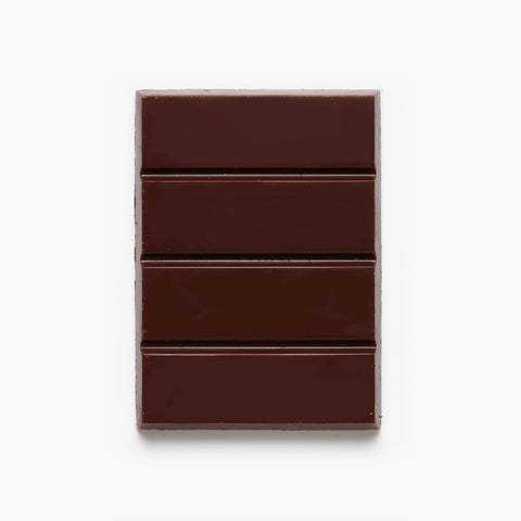 64% Madagascan dark chocolate with orange and mandarin 50g bar