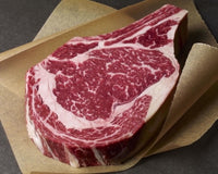Prince Edward Island Beef Bone-in Rib Steaks (9 x 16 oz)