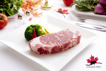 Canadian AAA Striploin Steak