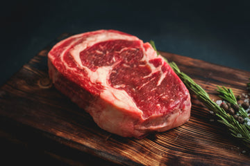 Prairie Ranchers Grass-fed Beef Ribeye