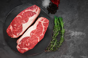 Prairie Ranchers Grass-fed Beef Striploin Steak