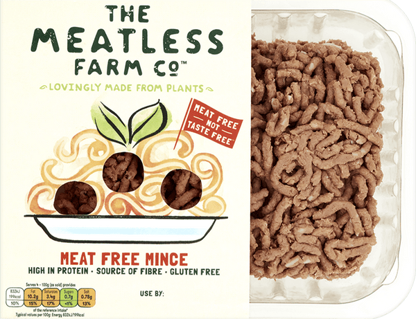 Meatless Farm Plant Based Ground (400g x 6)