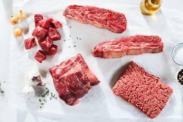 Prince Edward Island Beef Winter Bundle