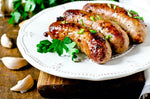 Sweet and Spicy Chicken Sausage